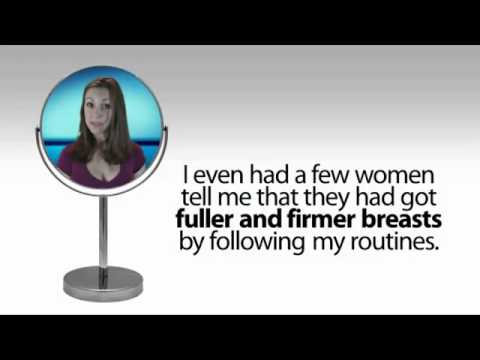The Most Effective Natural Breast Enlargement Method Without Breast Implants