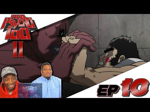 MOB WAKE UP!! Mob Psycho 100: Season 2 - Episode 10 | Reaction
