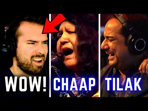 SINGING COACH React to Chaap Tilak - Abida Parveen & Rahat Fateh Ali Khan (Coke Studio Season 7)