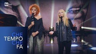 Patty Pravo e Ornella Vanoni - Pensiero Stupendo e Senza Fine - Che tempo che fa 17/03/2019