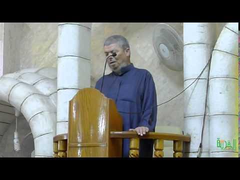 خطبة الجمعة لفضيلة الشيخ عبد الله 18/7/2014