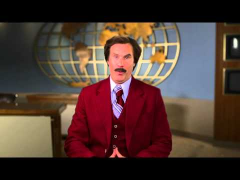 Anchorman 2: The Legend Continues Commercial (2013 - 2014) (Television Commercial)