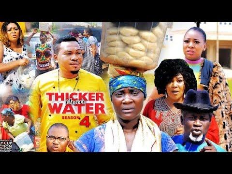 THICKER THAN WATER Season 4 - 2021 Latest Nigerian Nollywood Movie