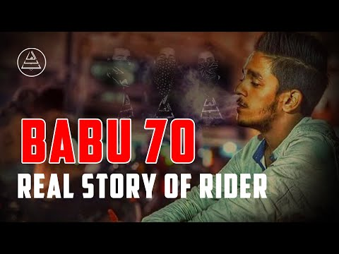 Babu 70 - The real story of a rider