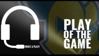 Play of the Game - Baseball vs. LTU
