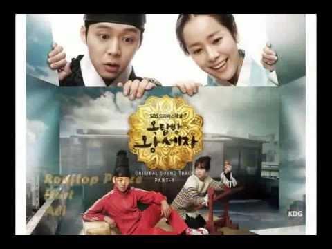 2012  En iyi Kore dizi müzikleri
