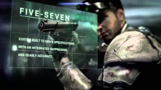 Splinter Cell Blacklist - Sam Fisher's Gear [UK]