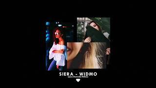Siera - Widmo śpiew Dominika Wilków  prod.yoos