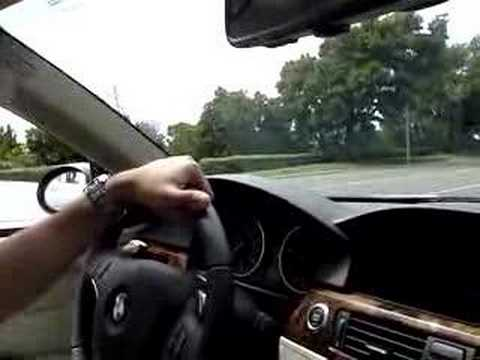 2005 BMW E46 ///M3 vs 2007 BMW 335i (Race 2)