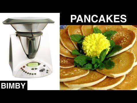 video ricetta: bimby - come fare i pancake per una colazione speciale.
