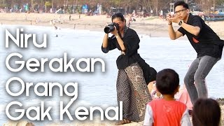 Video Niru Gerakan Orang Gak Kenal! Ellen's Mirror Move in BALI! Prank Indonesia Yudist Ardhana. MP3, 3GP, MP4, WEBM, AVI, FLV Juni 2017
