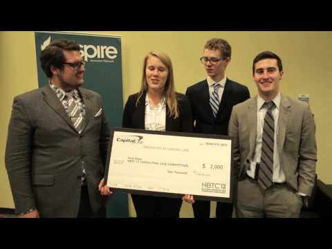 Capital One Case Competition Winners at Nspire's NBTC'13