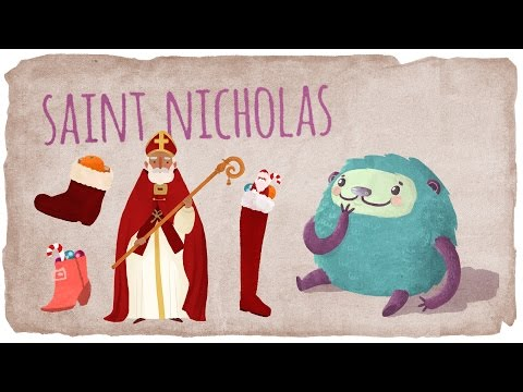 Flunkeblunk - Saint Nicholas is coming | for kids | Christmas time | Where are Flunks shoes?