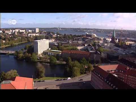 Kiel - Kreuzfahrtdestination an der Ostsee | Hin &  ...