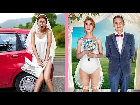 13 Lebensrettende Hochzeitshacks die Ihr Kennen Müsst!