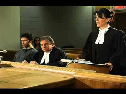 Étape 1 du procès - Ouverture du procès