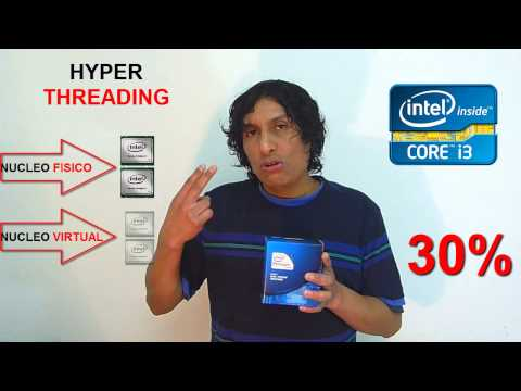 what is hyper threading - http://www.danny.pe - Que es Hyper Threading - Español - Que es Turbo Boost - Español - Que es Dual Channel - Español - Que es Sandy Bridge - Español - Sandy...