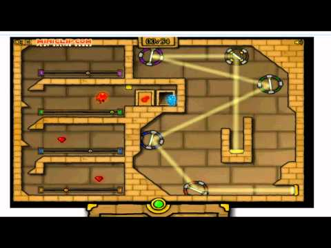Fireboy and Watergirl 2 Walkthrough