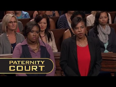Man Denies Child, His Mother Sides With Child's Mom (Full Episode)   Paternity Court