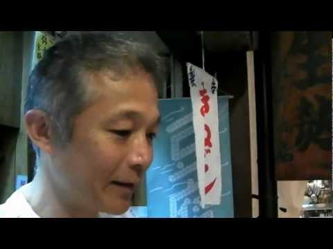 【動画・錦市場】 「京がんも・生麩・湯葉  近喜商店」 12090OA