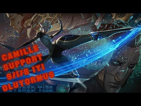 Camille Support 4 PRE (GEĞİRME İÇERİR) (видео)