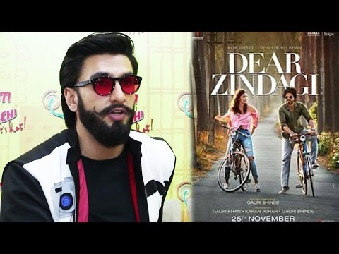 Ranveer Singh Is Dying To See Shah Rukh Khan's Dea