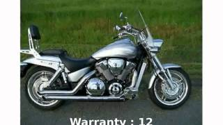6. 2008 Honda VTX 1800F Spec 2 - Specs and Specification