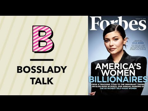 Kylie Jenner On The Cover Of Forbes - What To Learn From This $900M Makeup Queen - Boss Lady Talk
