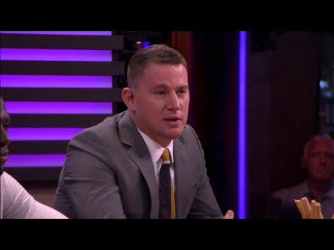 Zo blufte Channing Tatum zich naar zijn eerste acteerklus - RTL LATE NIGHT/ SUMMER NIGHT