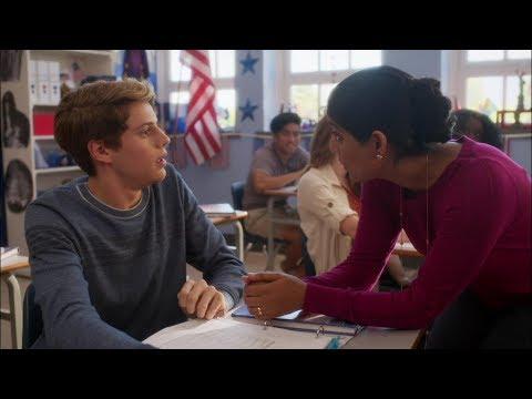 """Blurt"" Nickelodeon Movie Sneak Peek HD | Class Participation | Jace Norman, JoJo Siwa"