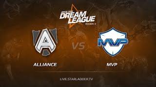 Alliance vs MVP Phoenix, game 1