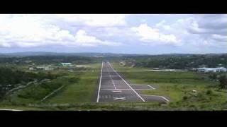Andaman and Nicobar Islan India  city photo : Port Blair Airport ! Hill-Top view !! -Andaman & Nicobar Islands- India