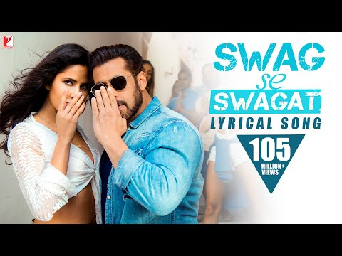 Video Lyrical: Swag Se Swagat   Song with Lyrics   Tiger Zinda Hai   Salman Khan   Katrina Kaif download in MP3, 3GP, MP4, WEBM, AVI, FLV January 2017
