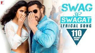 Nonton Lyrical: Swag Se Swagat | Song with Lyrics | Tiger Zinda Hai | Salman Khan | Katrina Kaif Film Subtitle Indonesia Streaming Movie Download