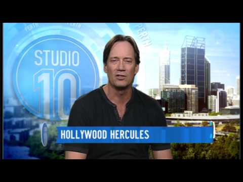 Hollywood Hercules: Kevin Sorbo