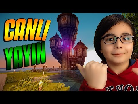 MiNECRAFT EGG WARS TURNUVASI !!! | CANLI YAYIN