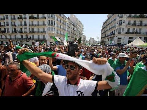 Algerien: Demonstranten lehnen Vermittlungsangebot ab