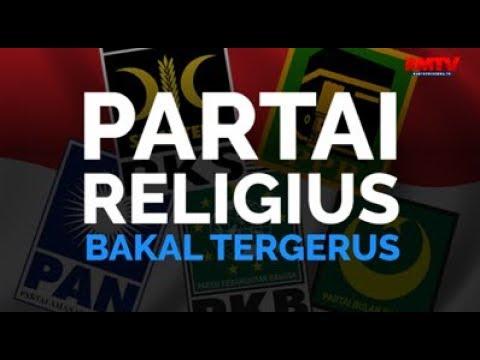 Parpol Religius Bakal Tergerus