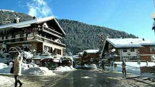 Bagnes Switzerland  City pictures : Switzerland 25 (Camera on board) Verbier (VS), road to come [HQ]