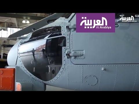 العرب اليوم - شاهد: تجميع 150 مروحية من نوع