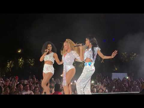 Destiny's Child - Lose My Breath / Say My Name (Timbaland Mix) / Soldier [Coachella Weekend 2]