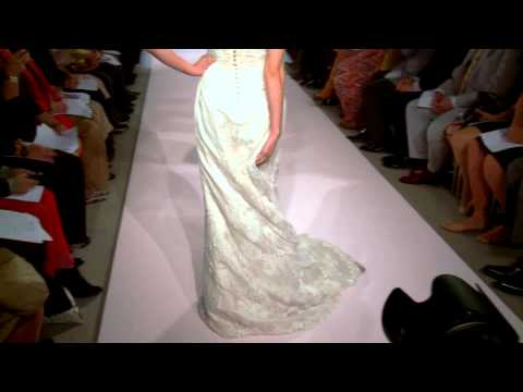 Henry Roth/Michelle Roth Runway April 2012 Kleinfeld Manhattan