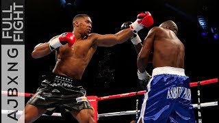 Video Full Fight | AJ Vs Kevin Johnson TKO MP3, 3GP, MP4, WEBM, AVI, FLV Februari 2019