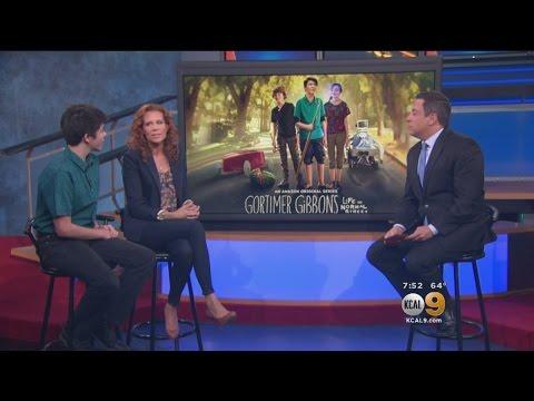 Stars Of 'Gortimer Gibbon's Life On Normal Street' Discuss New Season