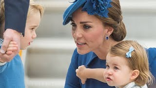 Video What Most People Don't Know About William And Kate's Kids MP3, 3GP, MP4, WEBM, AVI, FLV Oktober 2018