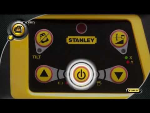 Obrotowy niwelator laserowy Stanley FatMax RL HW+