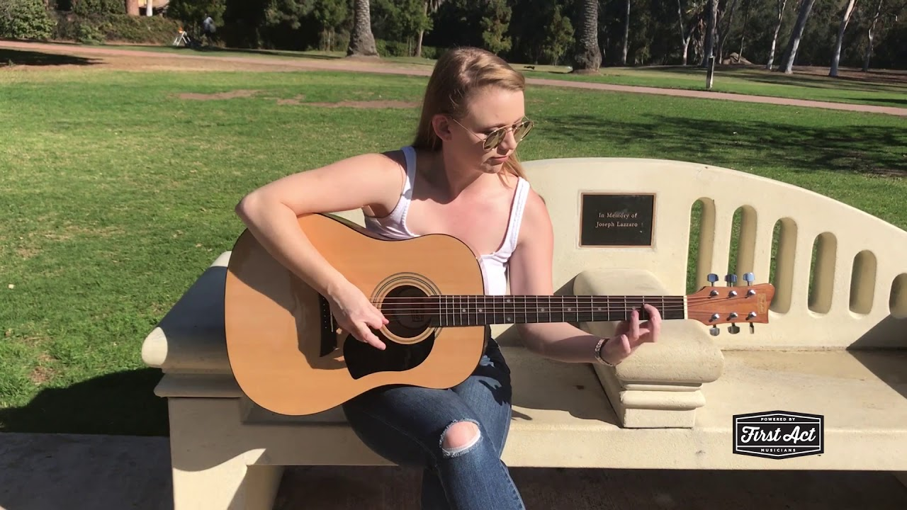 Act One Acoustic Guitar boogie