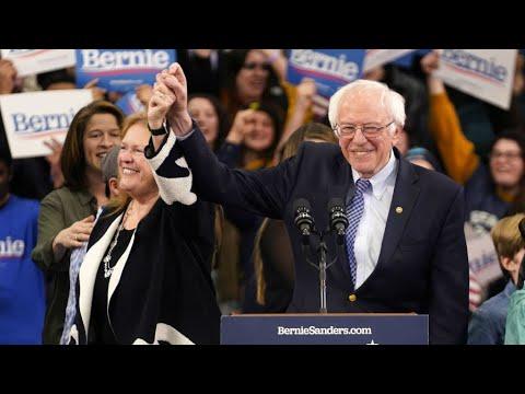 Primaire démocrate : Bernie Sanders devance Pete Buttigieg dans le New Hampshire