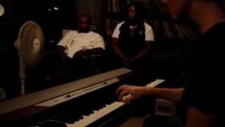 House Music Studio Session, Tara Buzash, Keyboard 9/6/08