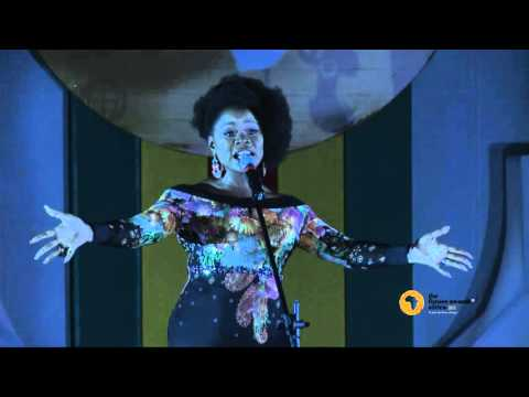 "OMAWUMI  PERFORMING ""PLAY NA PLAY"" AT TFAA 2015"